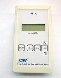 德国STEP SM7D表面污染仪
