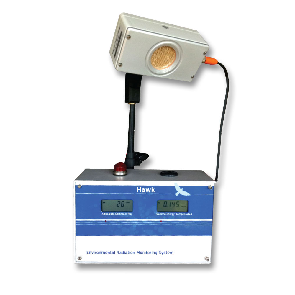 火狐体育APP下载IMI Medcom Hawk EMS 区域辐射监控系统