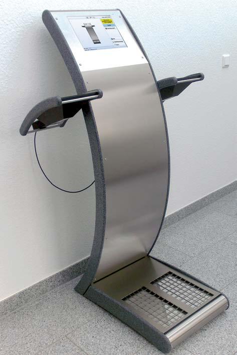 德国纽威SEA HFC专用手脚沾污仪