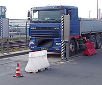 德国纽威SEA RAMBO3500通道式车辆放射性监测系统