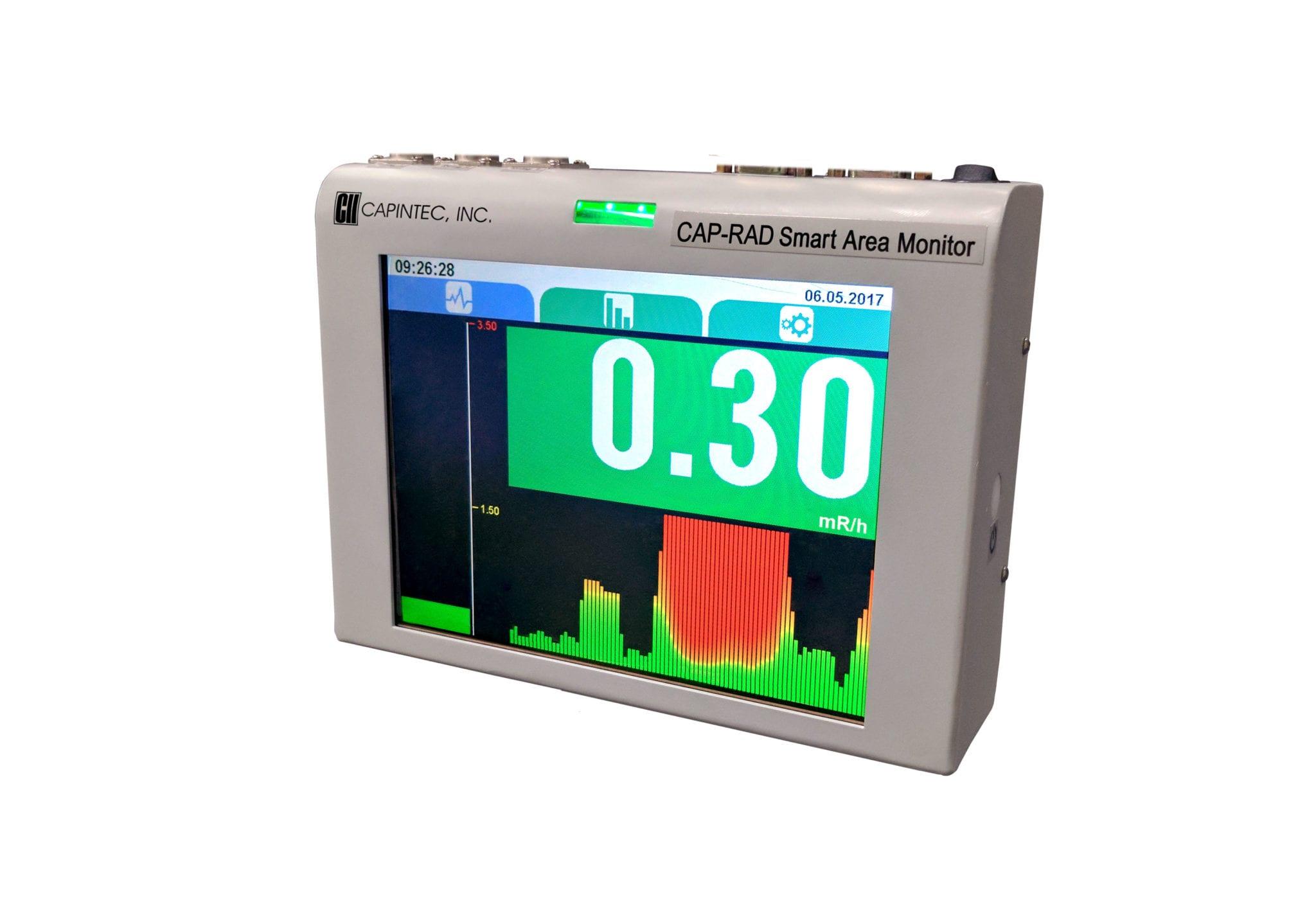 火狐体育APP下载CAPINTEC. INC CAP-RAD智能区域辐射监测仪